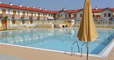 Rezidence Solmare s bazénem DA– Rosolina Mare