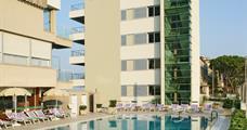 Hotel Ascot s bazénem PIG - Miramare Rimini
