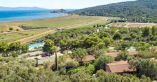 Villaggio Talamone s bazénem DI - Talamone