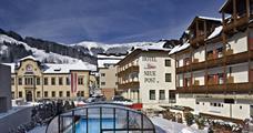 Hotel Neue Post s bazénem – Zell am See