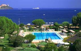 Hotel Fabricia s bazénem PIG- Baia di Magazzini / Portoferraio