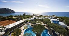 Hotel Il Gattopardo Terme e Beuty Farm s bazénem PIG- Forio d´Ischia
