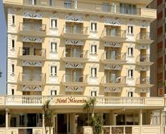 Hotel Mocambo s bazénem DI- San Benedetto del Tronto ***