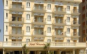 Hotel Mocambo s bazénem DI- San Benedetto del Tronto