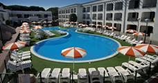 Michelangelo Resort s bazénem DI– Lido di Spina