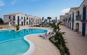 Hotel Scala dei Turchi Resort s bazénem PIG- Realmonte / Agrigento