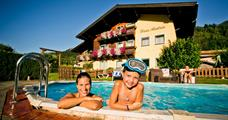 Apartmány Haus Austria s bazénem – Flachau léto, karta