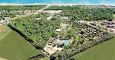 Camping Adriano Villagge s bazénem PIG- Punta Marina Terme