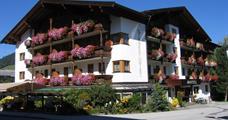 Hotel Simmerlwirt s bazénem – Wildschönau Niederau léto, karta