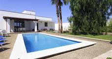 Vila Karma s bazénem DI - Tiggiano/Gallipoli