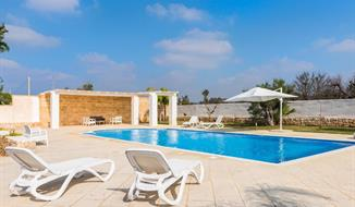 Vila Malaspina Luxury Pool s bazénem DI - Capilungo/Gallipoli