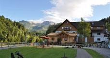 Ferienhotel Gut Enghagen s bazénem – Rossleithen léto