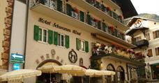Hotel Schwarzes Rössl – St. Wolfgang léto