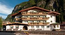 Hotel Alaska s bazénem PIG- Campitello di Fassa
