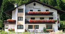 Penzion Riedlsperger – Saalbach léto, karta