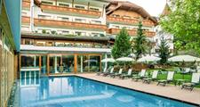 Hotel Lanerhof s bazénem  PIG - San Lorenzo di Sebato