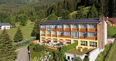 Hotel Sonnhof s bazénem – Hohentauern léto, karta