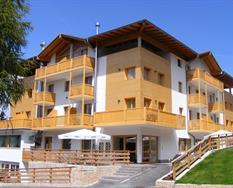 Hotel Alpine Mugon s bazénem PŘ  - Monte Bondone ****