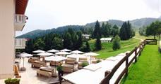 Hotel Norge s bazénem PŘ - Monte Bondone / Norge