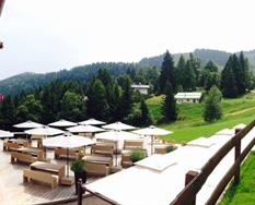Hotel Norge s bazénem PŘ - Monte Bondone / Norge ****