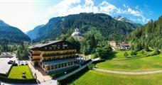 Hotel Haas - Bad Gastein léto, karta