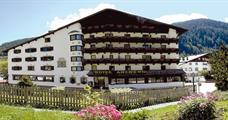 Hotel Arlberg s bazénem – St. Anton am Arlberg léto, karta
