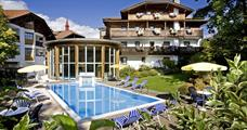 Hotel Bon Alpina s bazénem – Igls léto