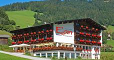 Hotel Elan s bazénem – Wildschönau Oberau léto, karta