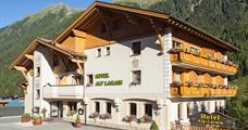 Hotel Alp Larain – Mathon, karta