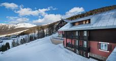 Hotel Alpen Village s bazénem PIG– Livigno
