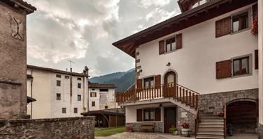 Calendula Albergo Diffuso Borgo Soandri – Sutrio / Julské Alpy