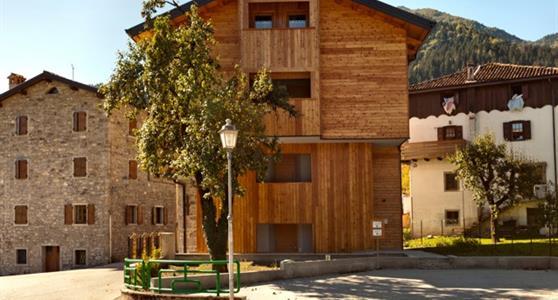 Dafne Albergo Diffuso Borgo Soandri – Sutrio / Julské Alpy