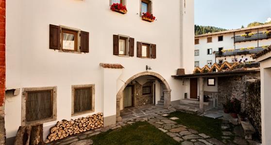 Rosa delle Alpi Albergo Diffuso Borgo Soandri – Sutrio / Julské Alpy