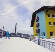 Hotel Basekamp - Katschberghöhe