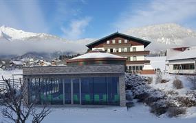 Hotel Berghof s bazénem – Gröbming