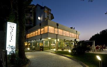 Hotel Majestic s bazénem PIG- San Mauro Pascoli