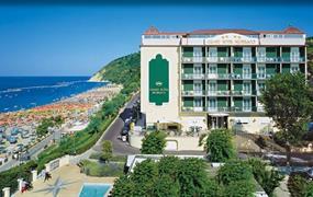 Grand hotel Michelacci s bazénem PIG - Gabicce Mare