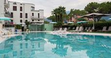Hotel Bristol s bazénem PIG- Riva del Garda