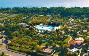 Villaggio Europa s bazénem PIG– Grado