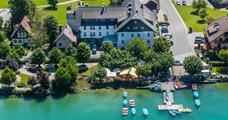 Seehotel Schlick – Fuschl am See léto