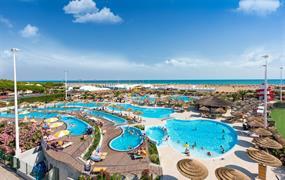 Villaggio Turistico Internazionale s bazénem  PIG- Bibione