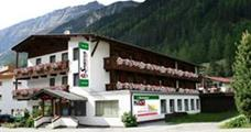 first mountain Hotel Ötztal - Längenfeld **** léto
