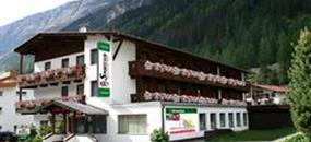 Hotel First Mountain Ötztal
