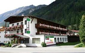 first mountain Hotel Ötztal - Längenfeld **** léto