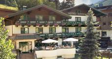 Hotel Gamshag- Hinterglemm léto, karta