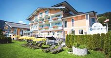 Hotel Brückenwirt s bazénem – Altenmarkt im Pongau léto