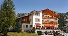 Hotel Alpenrose - Tauplitz léto