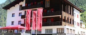 first mountain Hotel Montafon léto