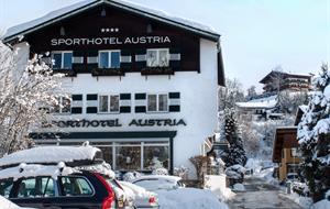 Sporthotel Austria s bazénem – St. Johann in Tirol