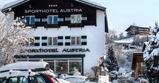 Sporthotel Austria s bazénem – St. Johann in Tirol ****